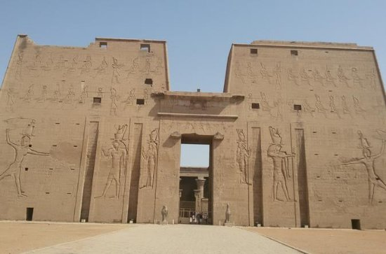 Day Trip to El Kab and Edfu from Luxor