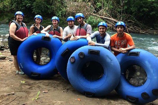 Rio Celeste Blue Water Tubing and...