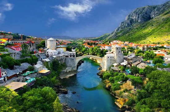 Mostar, Medjugorje Private Tour from...