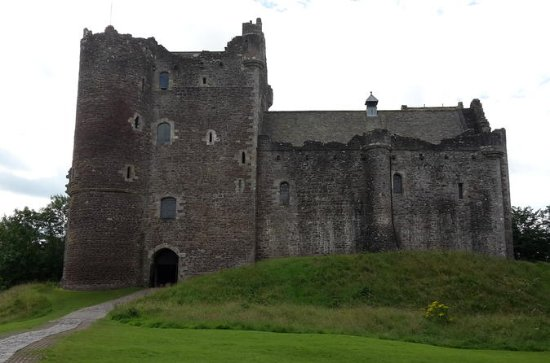 Doune Castle, Trossachs National Park...