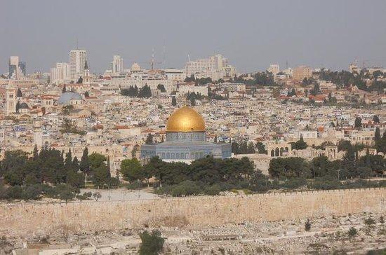 Excursão privada em Jerusalém a...