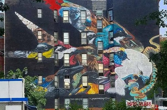 Harlem Street Art Mural Private Tour