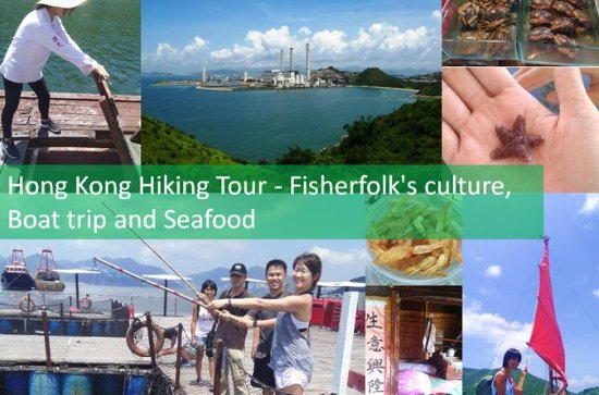 Half-Day Lamma Island Hike with Ferry...