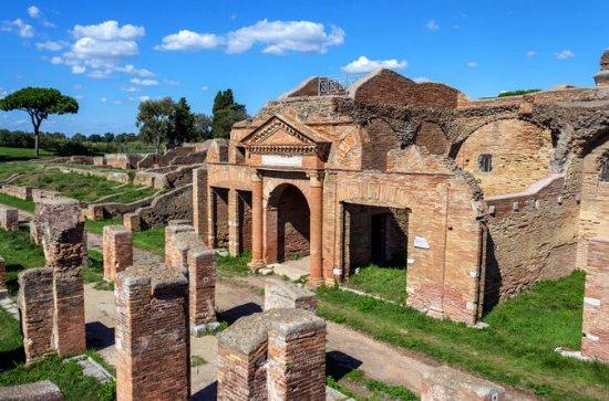 Ostia antica tour à pied