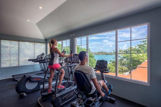 Grotto Bay Beach Resort & Spa: Health club