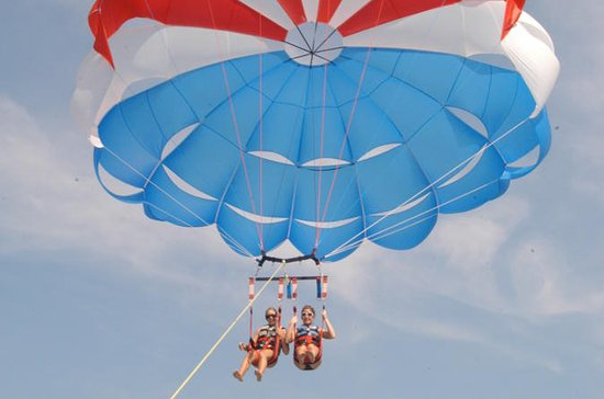 Parasailing Key West Seaport