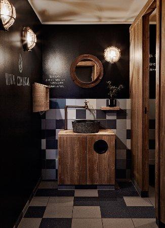 Pellworm, Alemania: Schipperhus Toilette