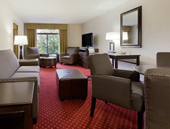 Wingate by Wyndham Charlotte Airport South/ I-77 Tyvola: Guest room