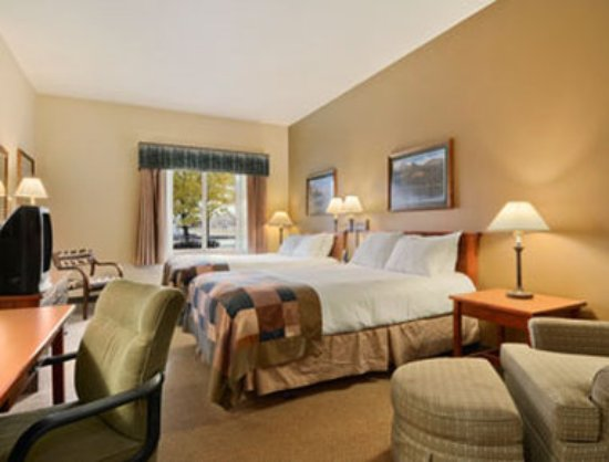 Wingate by Wyndham Missoula Airport: Guest room