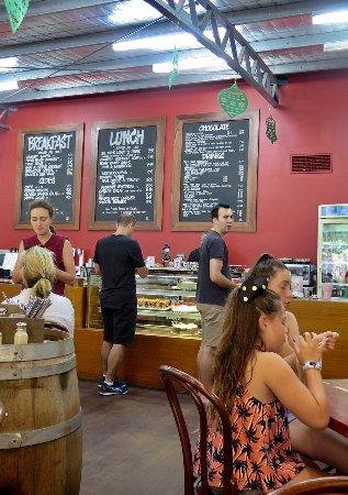 Metricup, Australia: Menu Boards