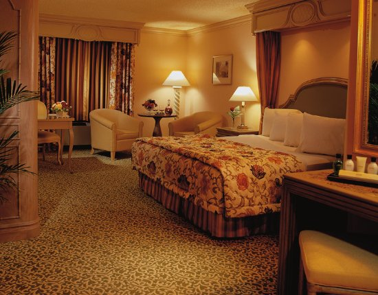 Golden Nugget Rooms