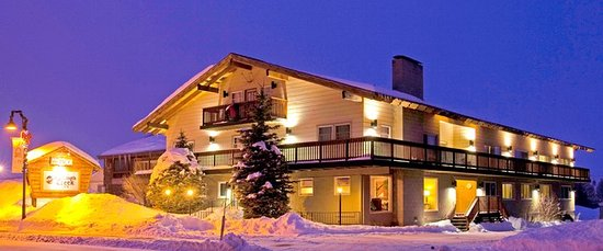 Mammoth Creek Inn: Exterior