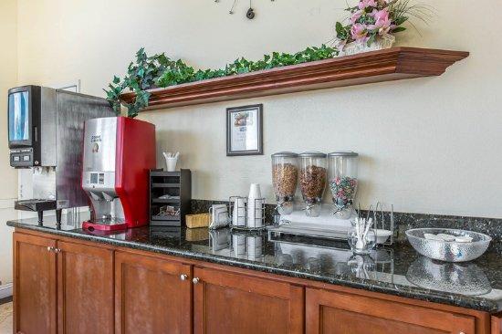 Rodeway Inn : Restaurant