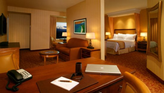 South Point Hotel: Suite