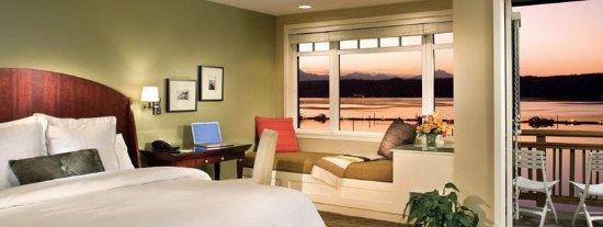 Union, WA: Guest room