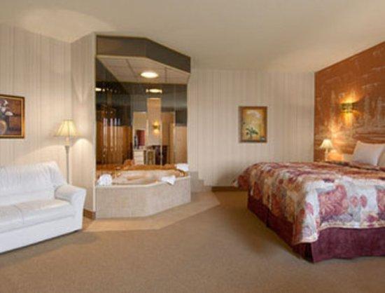 Sainte-Helene-de-Bagot, Kanada: Guest room