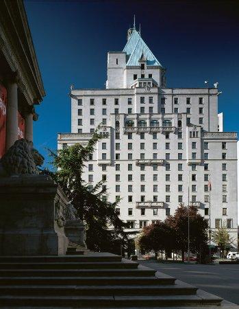 溫哥華費爾蒙特酒店張圖片