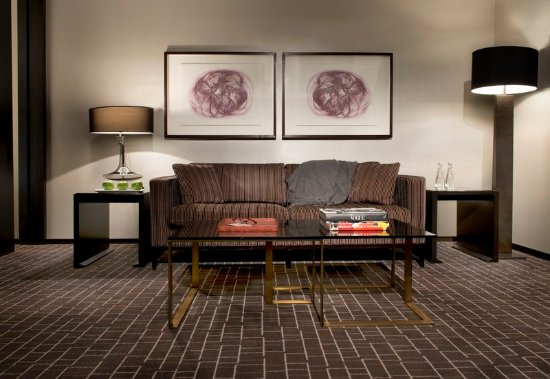 The Hazelton Hotel: Executive Suite