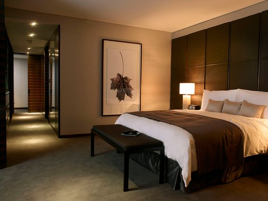 The Hazelton Hotel: Suite