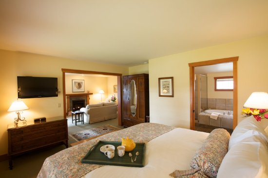 Hastings House Country House Hotel: Guest room