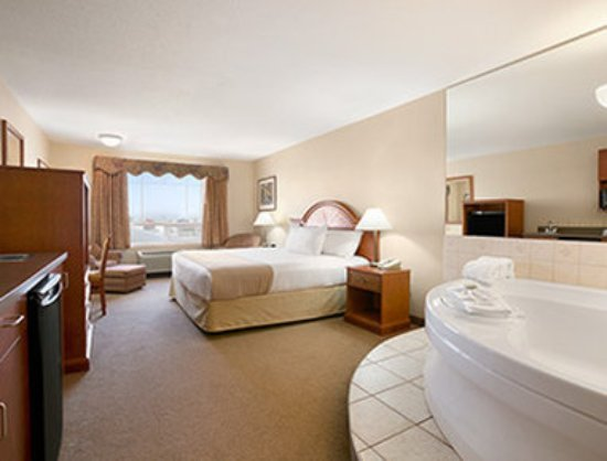 High Level, Canada: Suite