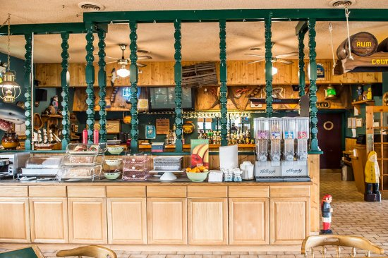 Quality Inn & Suites 1000 Islands : Restaurant