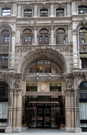 Hôtel Place d'Armes
