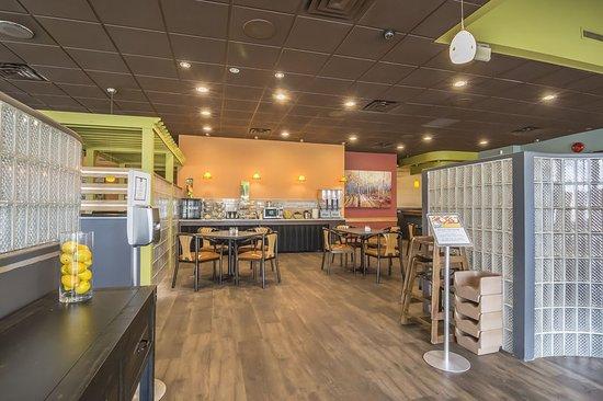 Quality Inn West Edmonton: Restaurant