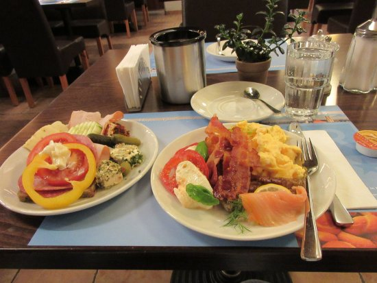 Hotel Royal : Awesome breakfast