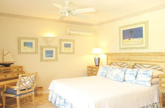 Port St. Charles: Guest room