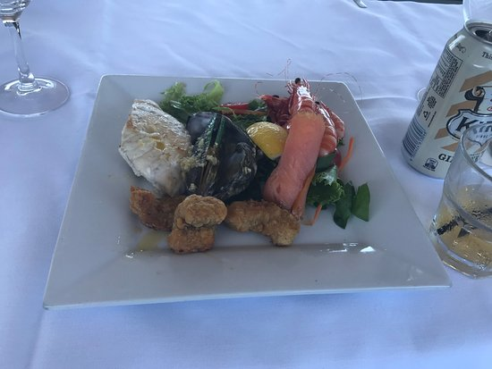 Tewantin, Αυστραλία: Seafood Lunch
