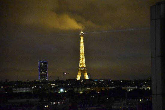 Citadines La Defense Paris: View from Citadines La Defense