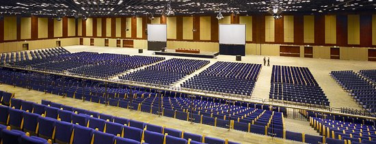 Hyderabad International Convention Center : Convention Center