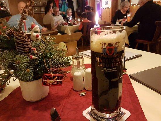 Stechlin, เยอรมนี: ...der Märkische Landmann