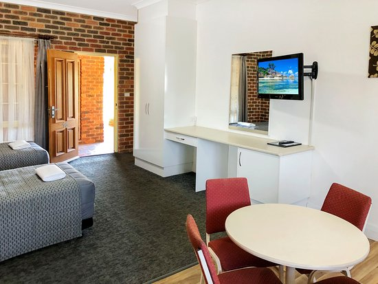 Family Room at The Leeton Heritage Motor Inn