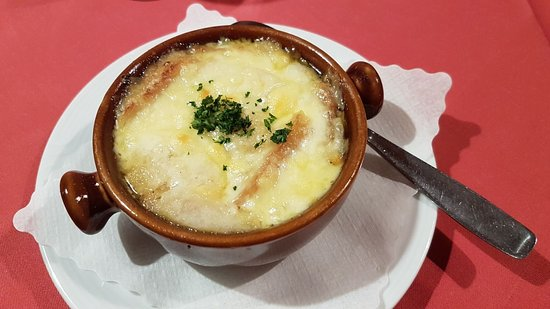 Warmensteinach, Alemania: Das war meine überbackene Zwiebelsuppe