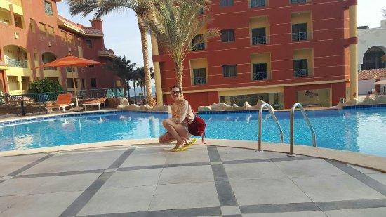 太陽與海飯店照片