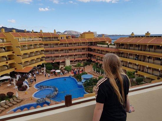 20171224 173215 photo de hovima jardin caleta for Hotel jardin la caleta tenerife
