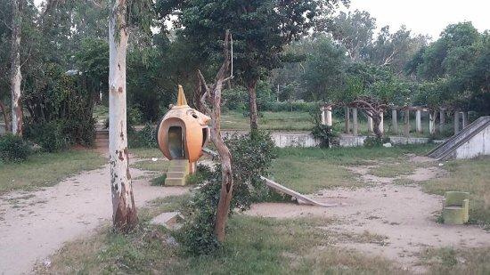 Bhilwara, India: Playground For Kids