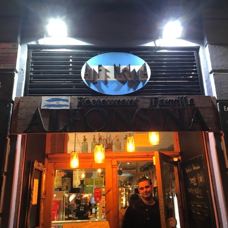Restaurante restaurante parrilla alfonsina en barcelona - Parrillas argentinas en barcelona ...