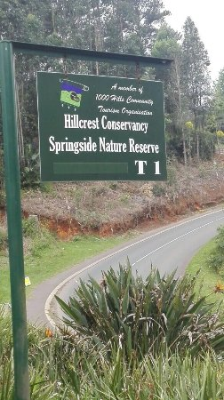 Hillcrest, South Africa: Springside Nature Reserve
