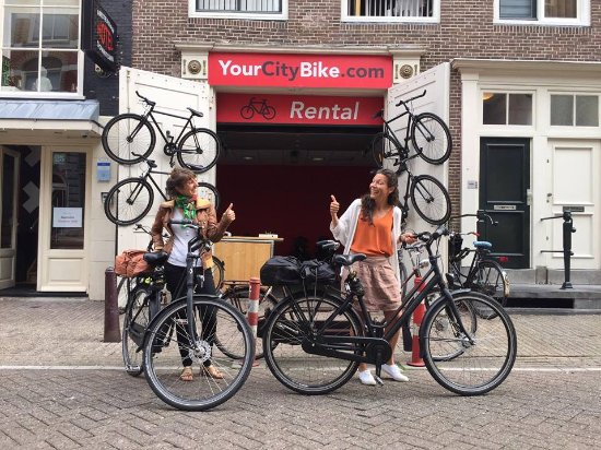 ‪YourCityBike - Bike Rental Amsterdam‬