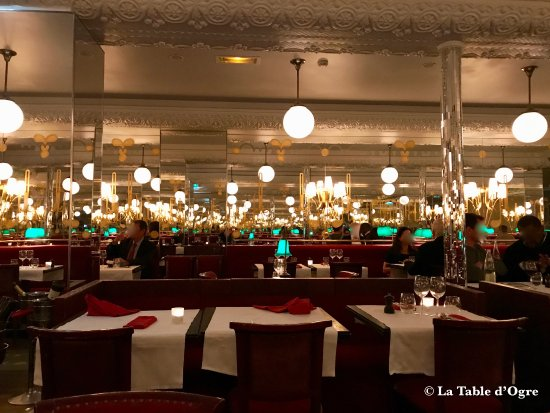 Décor picture of brasserie thoumieux paris tripadvisor