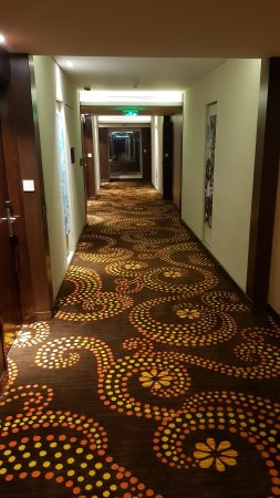 The business focused hotel