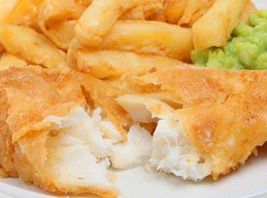Fish Restaurant West Midlands
