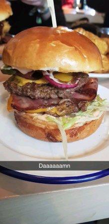 Skaptoburger: Super restaurant de burgers, service niquel, je recommande franchement