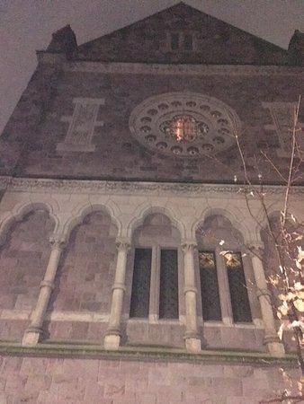 Yale University: Interesting design.