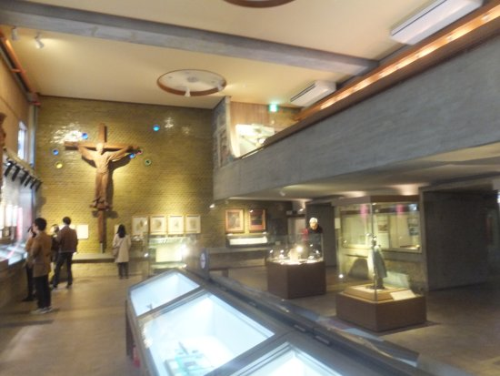 26 Christian Martyrs' Monuments: inside the museum