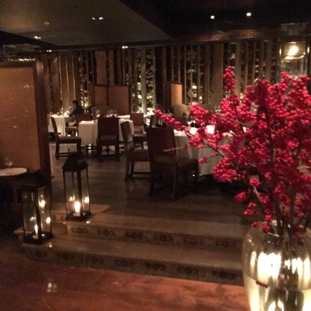 Tables Grill at Grand Hyatt Erawan Bangkok: Tables Grill at Grand Hyatt Erawan Hotel