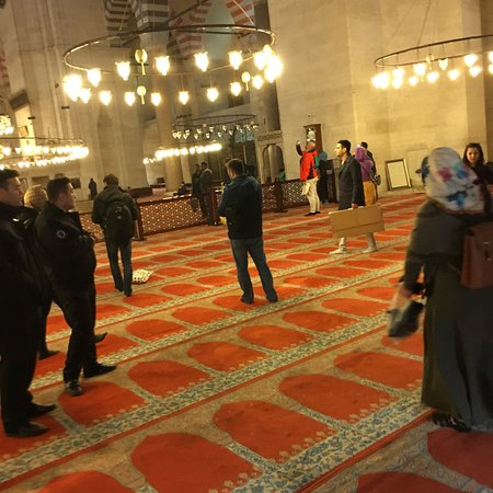Mezquita de Suleiman o Mezquita de Süleymaniye: photo0.jpg